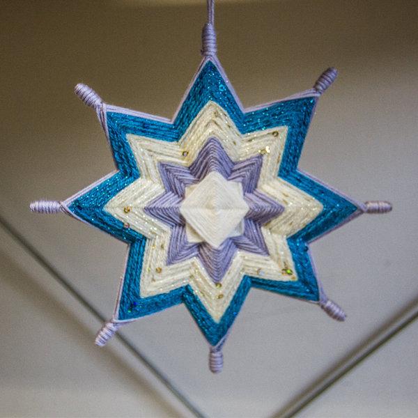 Handmade-мандала от Катерины Коротеевой