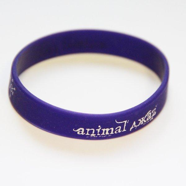 Animal Джаz: браслет «Хранитель весны» (фиолетовый)